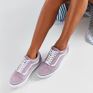 Vans Lilac Old Skool Sneakers